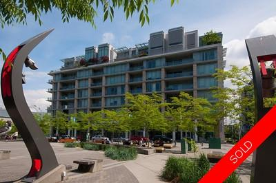 Condo For Sale: 602 77 Walter Hardwick Avenue, Vancouver - Olympic Village, False Creek North
