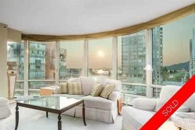 Yaletown Condo for sale:  2 bedroom 1,090 sq.ft. (Listed 2018-10-14)