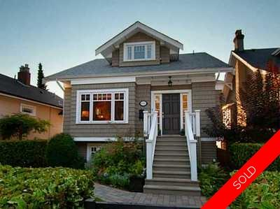 S.W. Marine House for sale: Kerrisdale 4 bedroom 2,543 sq.ft. (Listed 2014-01-14)
