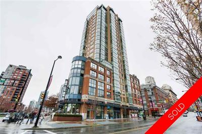 Yaletown Condo for sale:  2 bedroom 1,160 sq.ft. (Listed 2016-04-26)