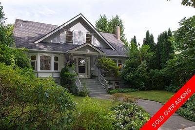 Kitsilano House for sale:  5 bedroom 3,144 sq.ft. (Listed 2014-11-01)